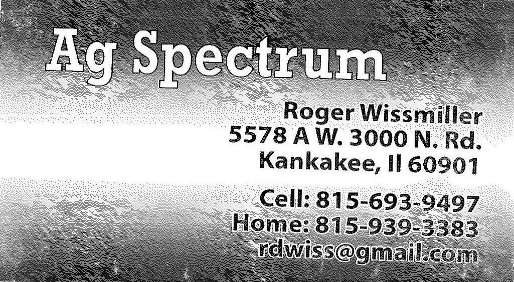 Ag Spectrum
