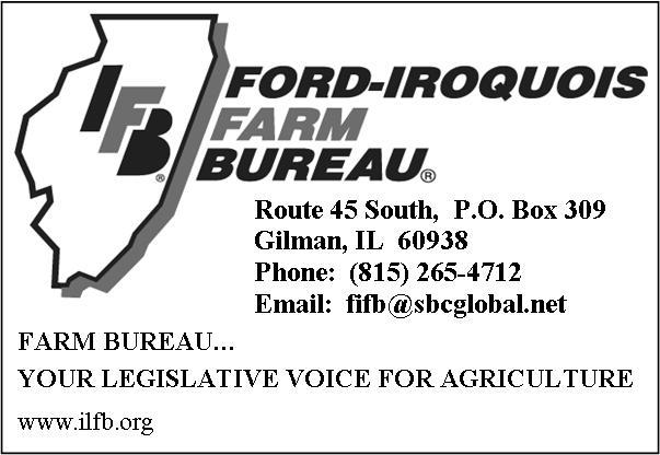 Ford-Iroquois Farm Bureau AD