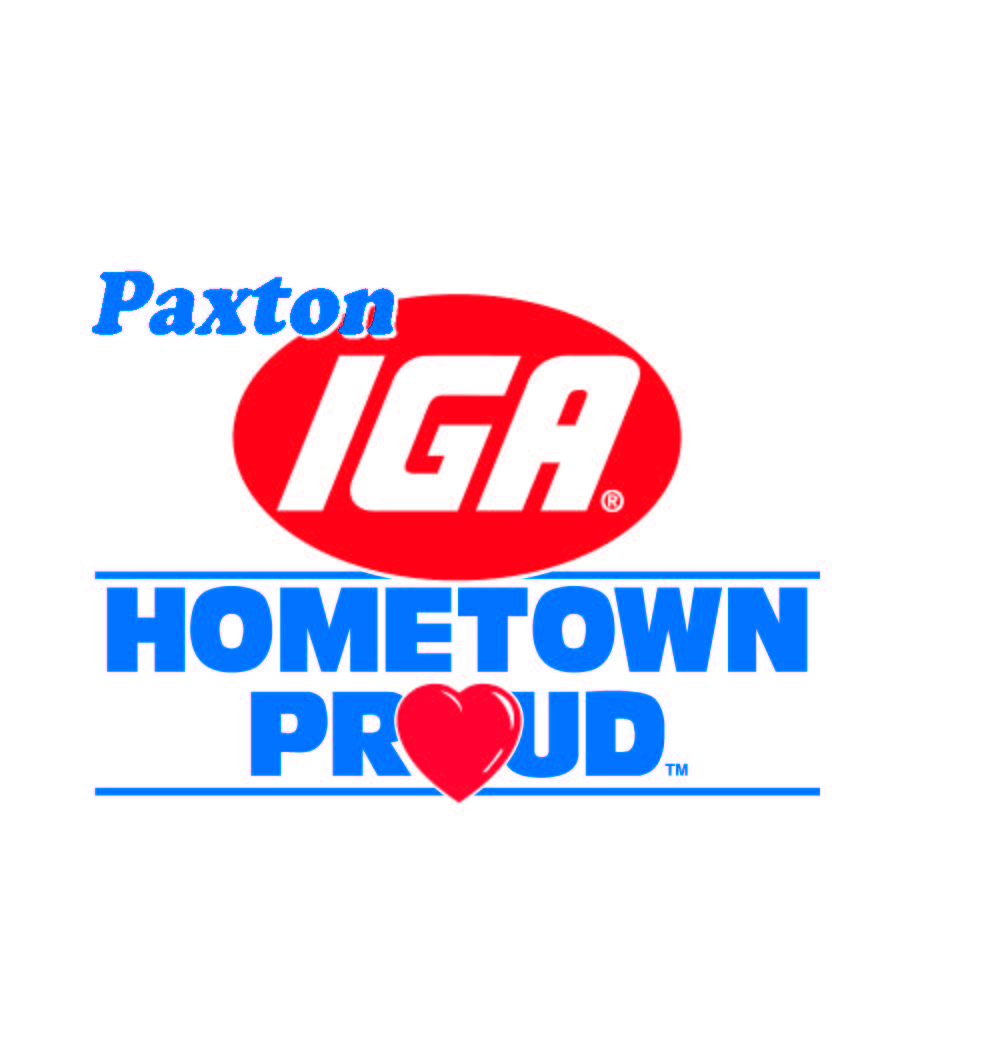 Paxton IGA AD