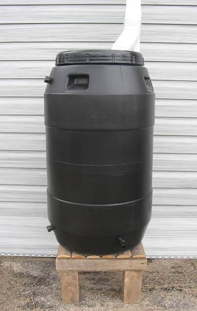 Rain Barrel Webpage