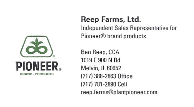 Reep Farms AD