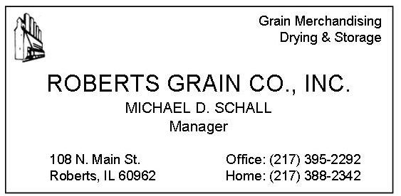 Roberts Grain Co AD