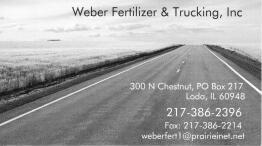 weber fertilizer